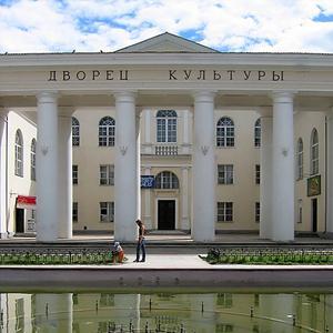 Дворцы и дома культуры Новоподрезково
