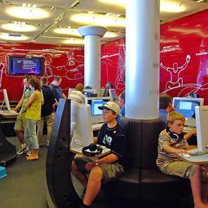 Интернет-кафе Новоподрезково