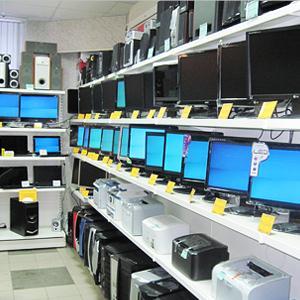 Компьютерные магазины Новоподрезково