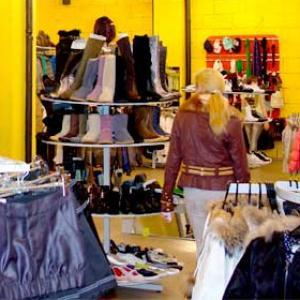 Магазины одежды и обуви Новоподрезково