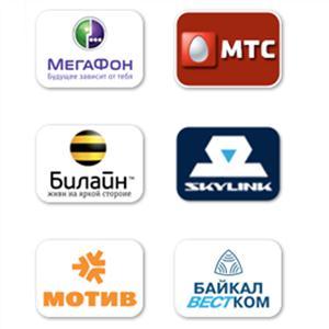 Операторы сотовой связи Новоподрезково