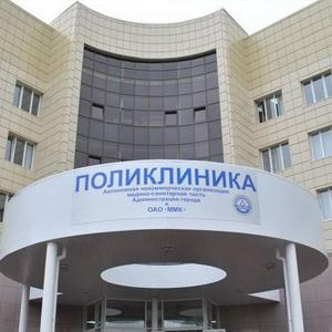 Поликлиники Новоподрезково