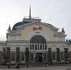 Железнодорожные вокзалы в Новоподрезково