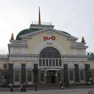 Железнодорожные вокзалы Новоподрезково